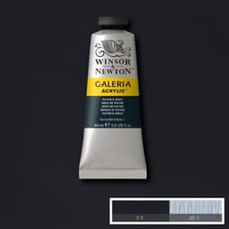 WN GALERIA ACRYLIC 60ML 465 PAYNES GRAY