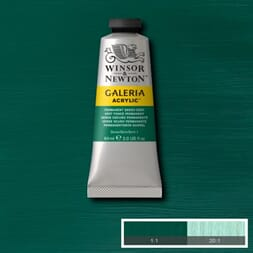 WN GALERIA ACRYLIC PERMANENT GREEN DEEP 60ML 482