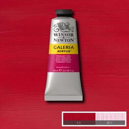 WN GALERIA ACRYLIC PERMANENT ROSE 60ML 502