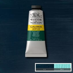 WN GALERIA ACRYLIC PHTHALO GREEN 60ML 522
