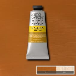 WN GALERIA ACRYLIC RAW SIENNA OPAQUE 60ML 553