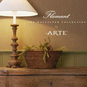 TAPET FLAMANT SUITE II LIN