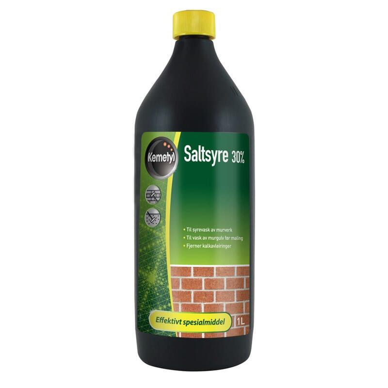 Saltsyre 30 Homemaker No